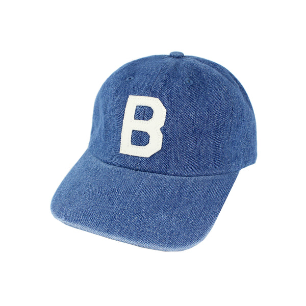 League 6 Panel - Denim