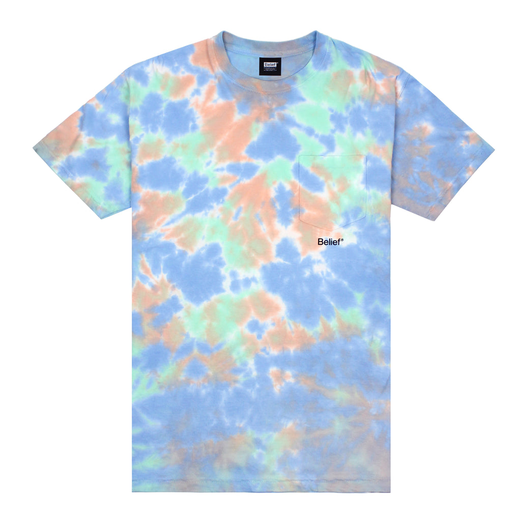 Core Pocket Tee - Multi Wash