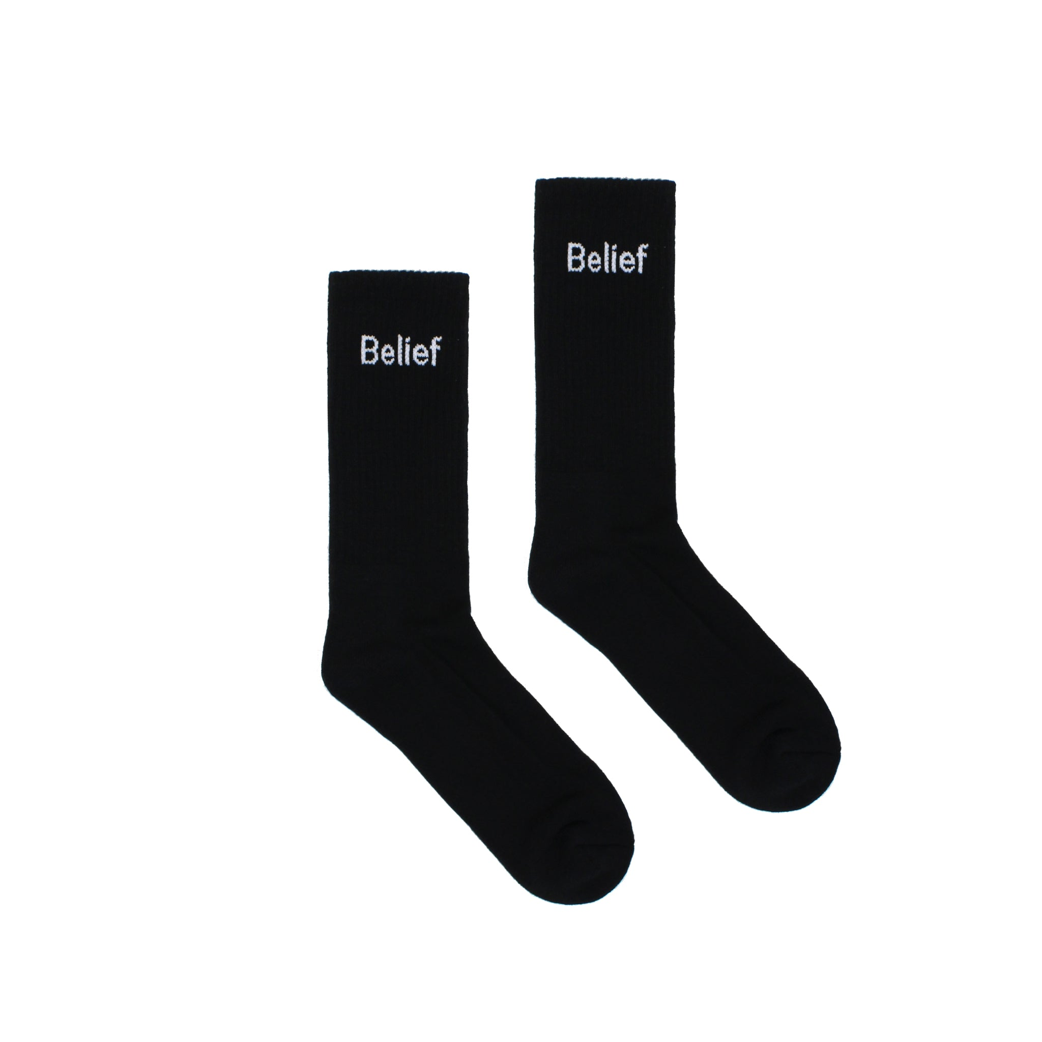 Logo Sock - Black