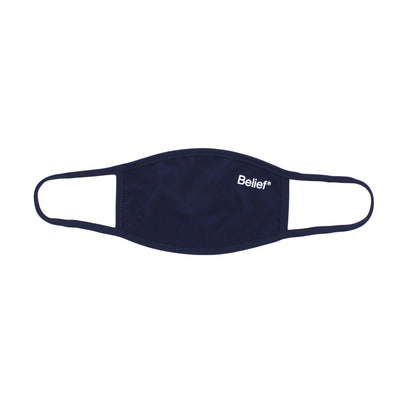 Premium Logo Face Mask - Navy