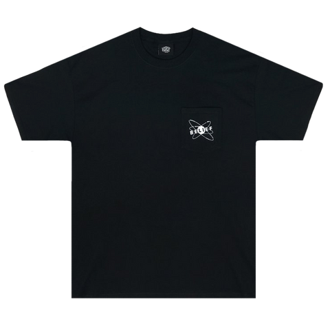 Physics Pocket Tee - Black
