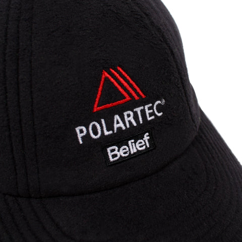 Polartec® Fleece Cap - Black