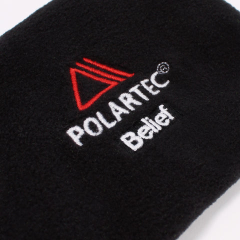 Polartec® Zip Wallet - Black