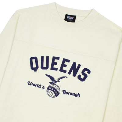Queens Scrimmage Jersey - Ivory