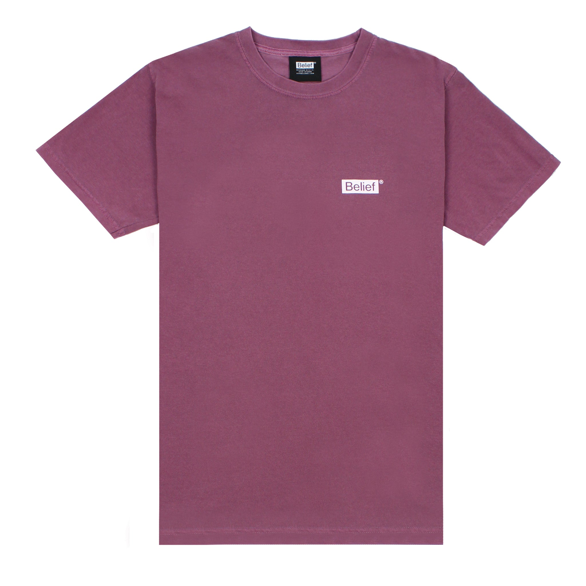 River Race Tee - Berry