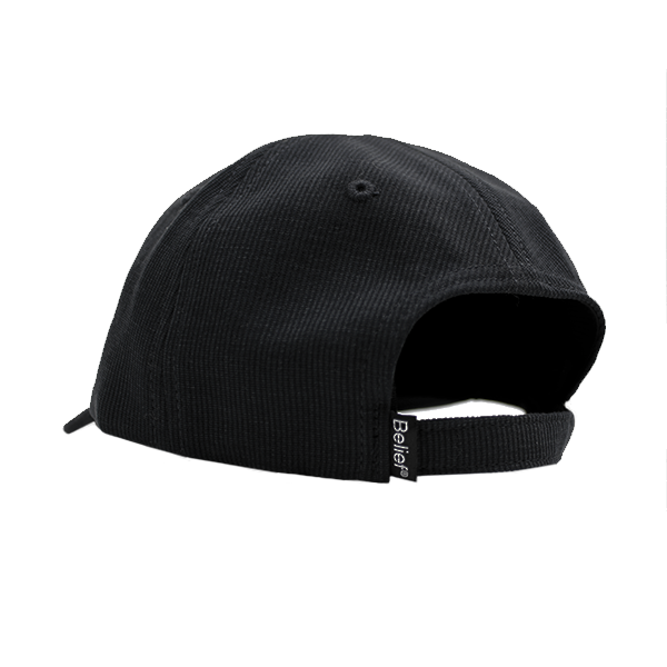 Rose Cap - Black