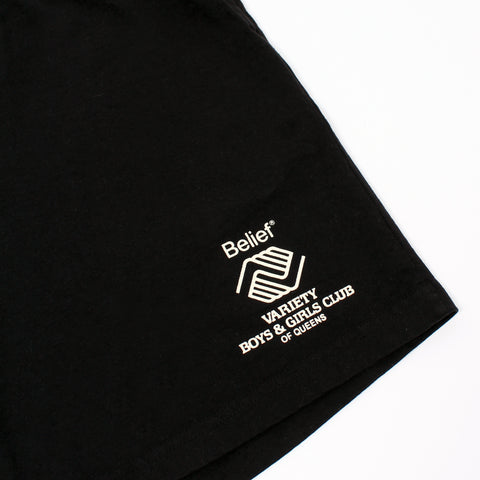 B&G Gym Shorts - Black