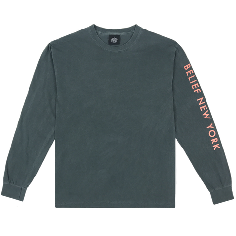 Sideline L/S Tee - Willow