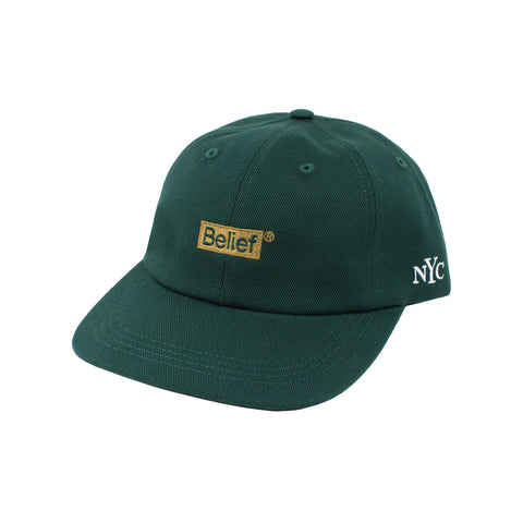 Team Cap - Dark Green