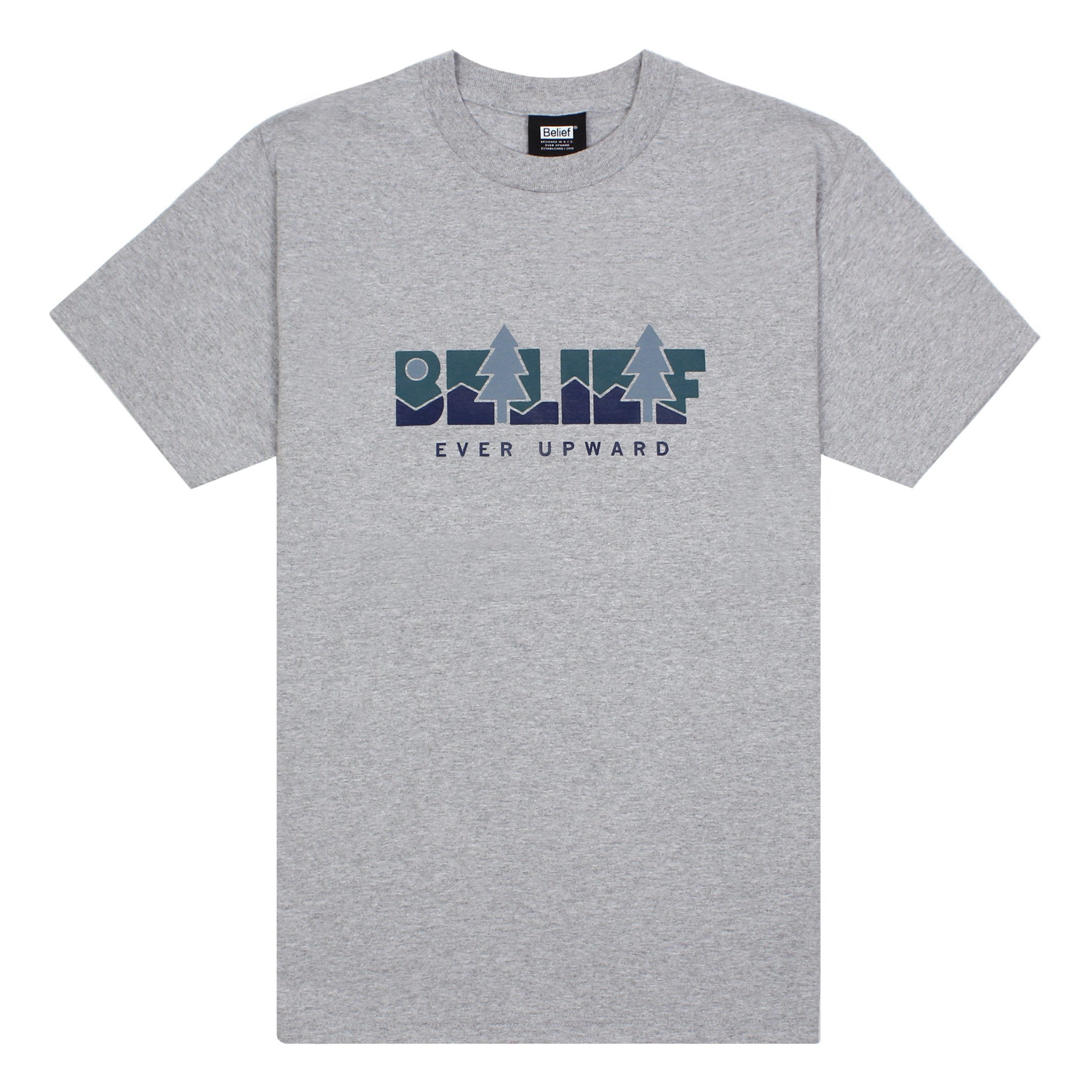 Great Escape Tee -  Heather Grey