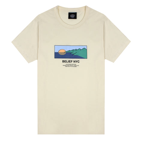 Horizon Tee - Natural