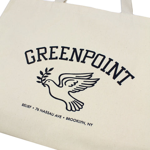 Greenpoint Tote - Natural