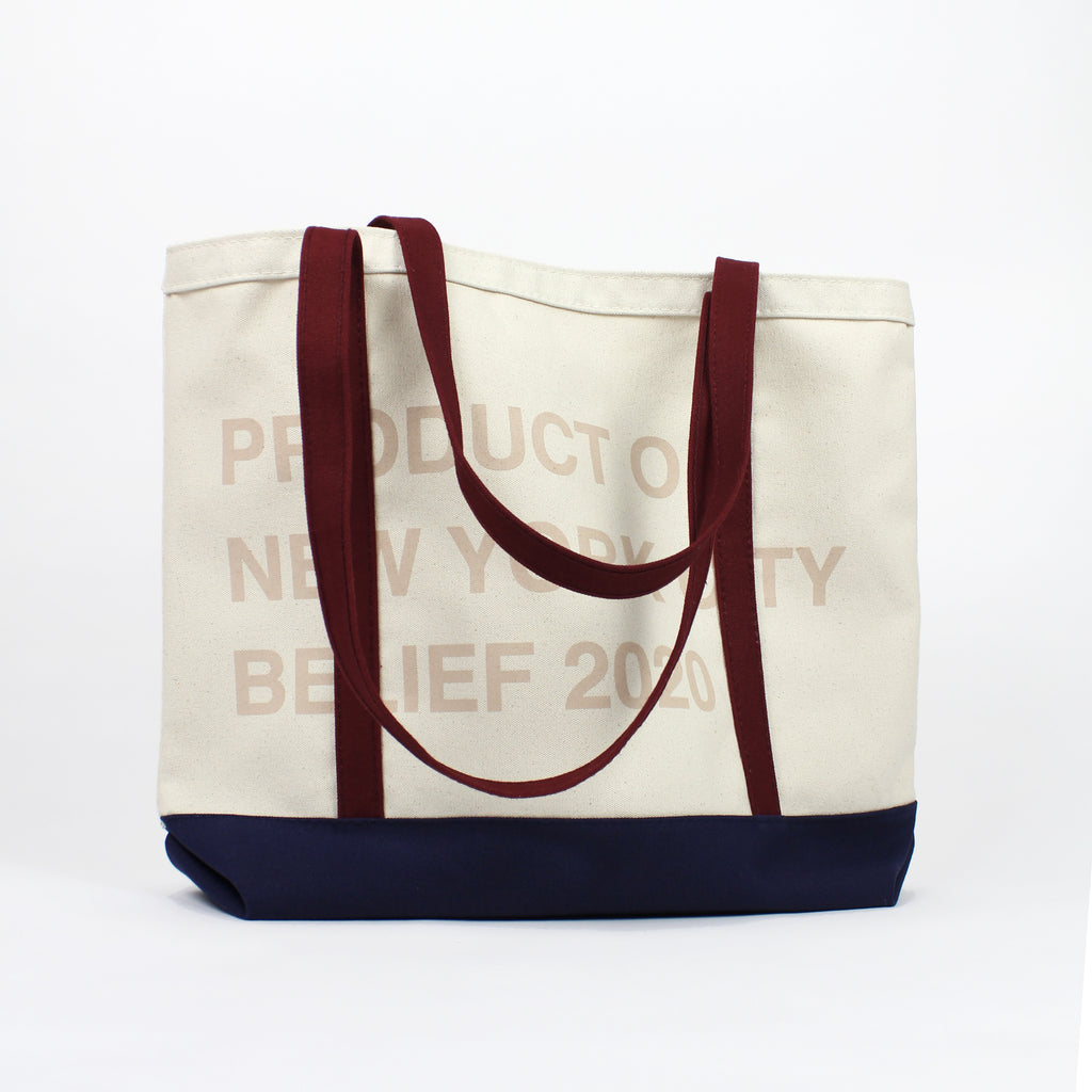 Everyday Boat Bag - Natural