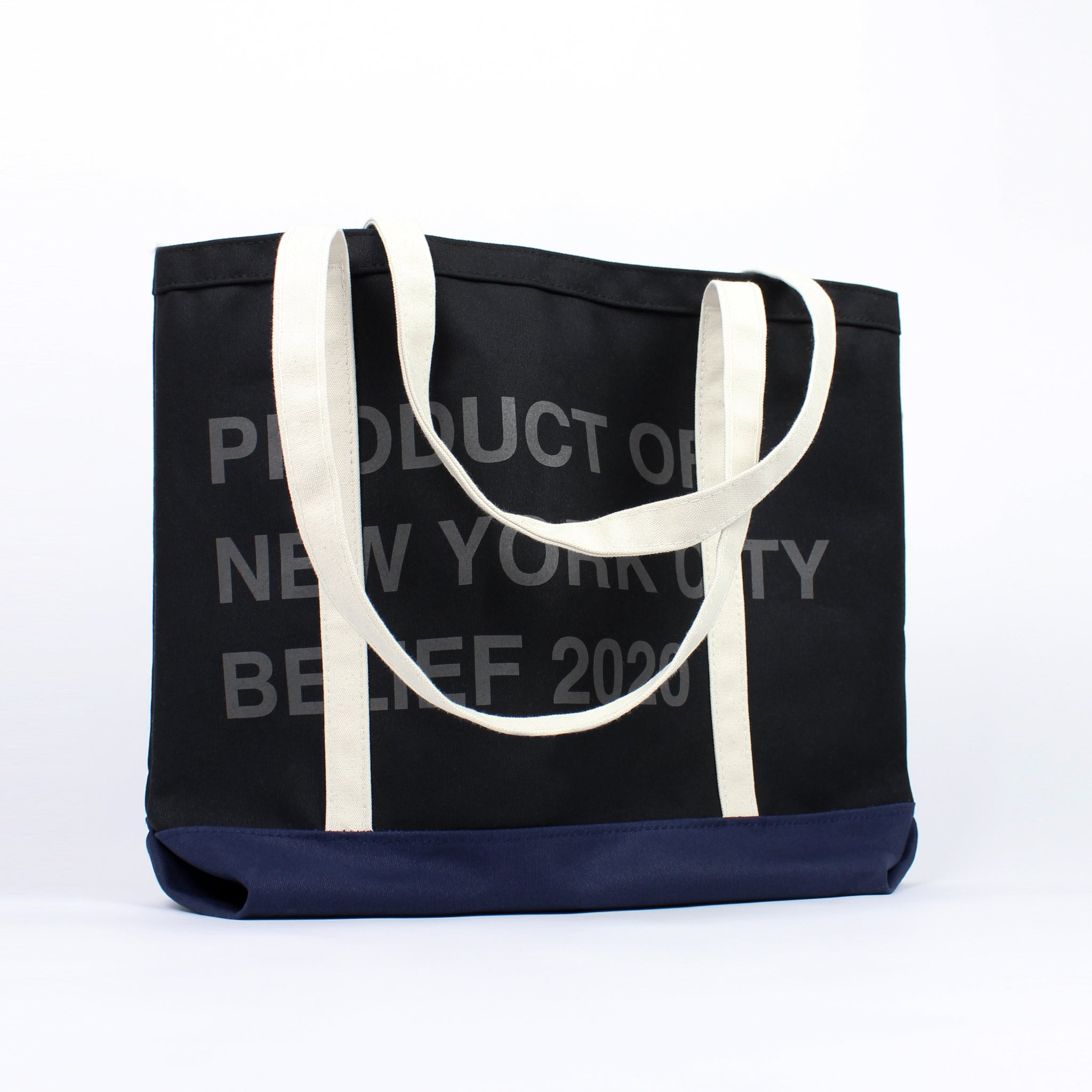Everyday Boat Bag - Black