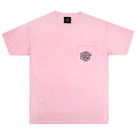 Triboro Pocket Tee - Blossom