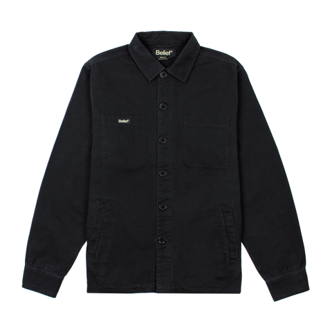 Westchester Work Coat - Black