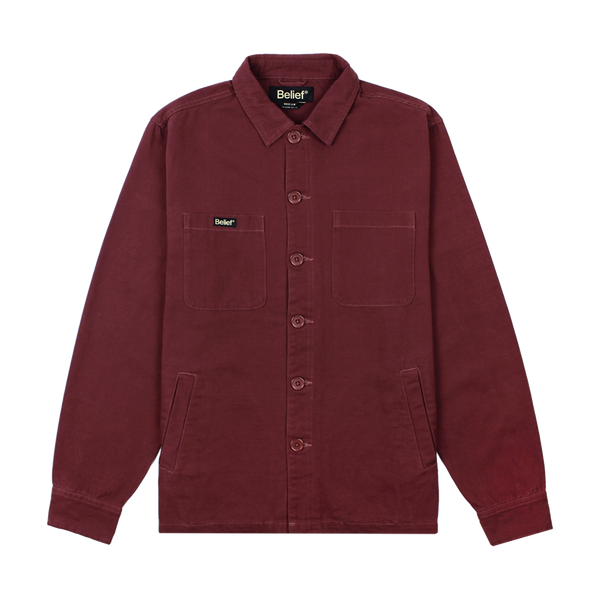 Westchester Work Coat - Brick
