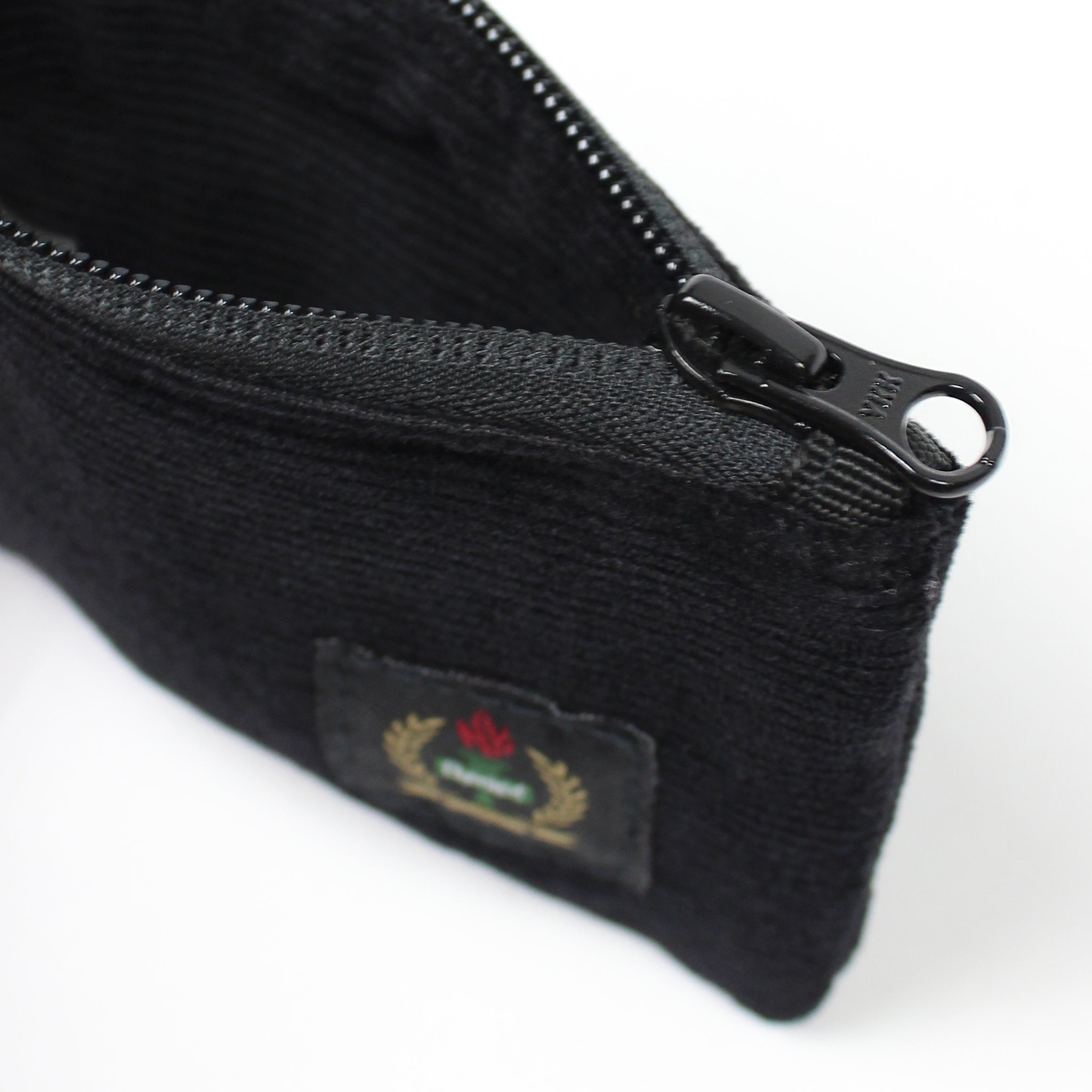 Liberty Zip Wallet - Black