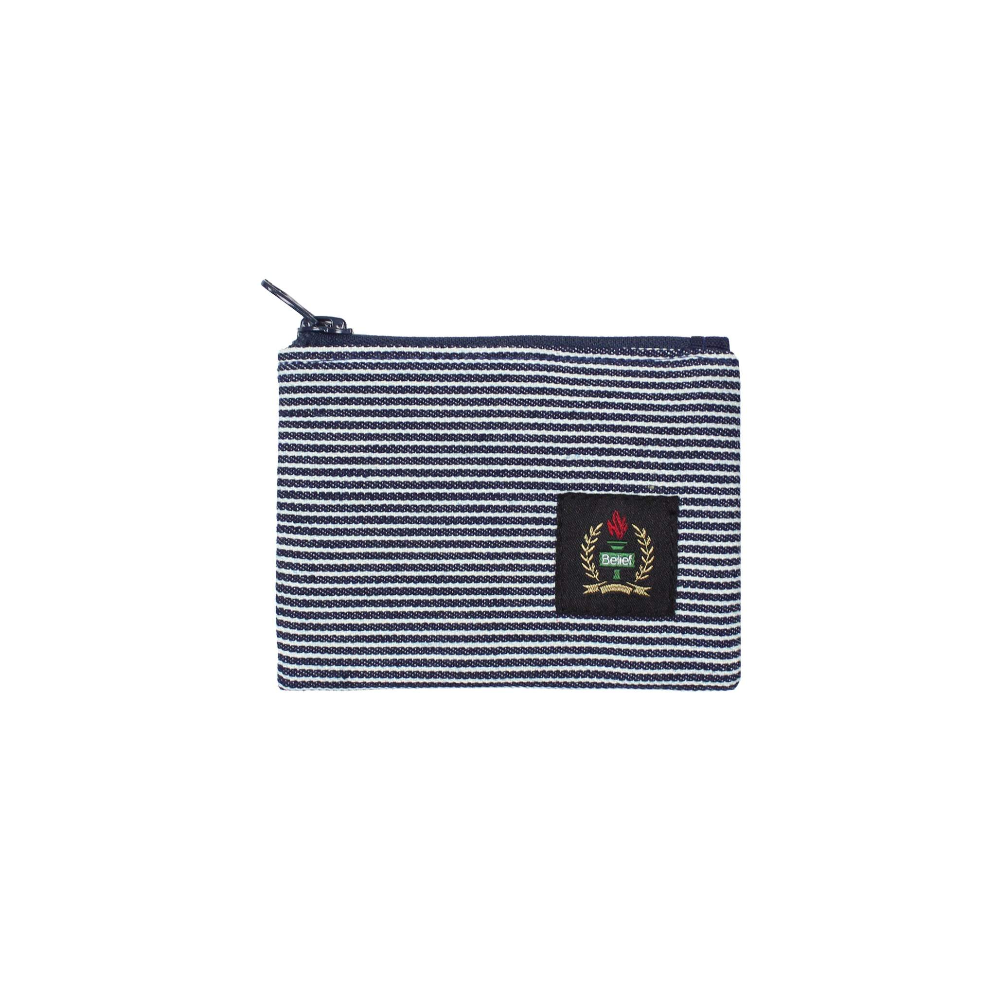 Liberty Zip Wallet - Railroad Denim