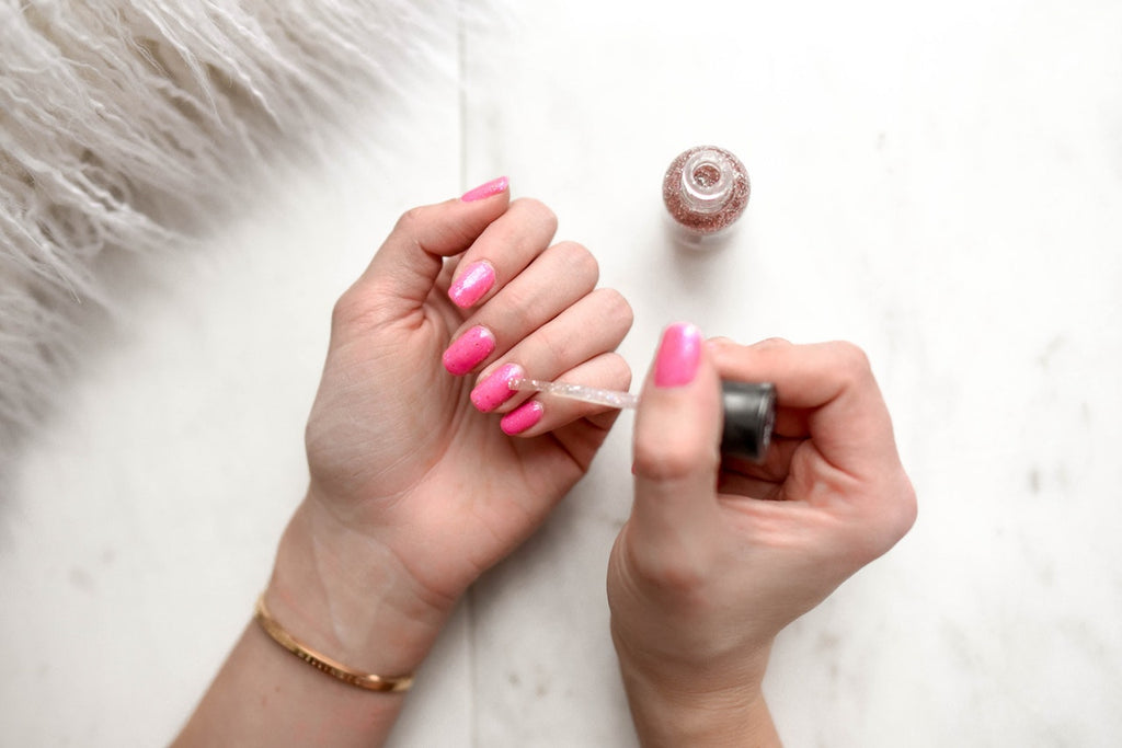 "Our ""Tips"" To Keep Your Hands And Nails In Tip-top Shape"