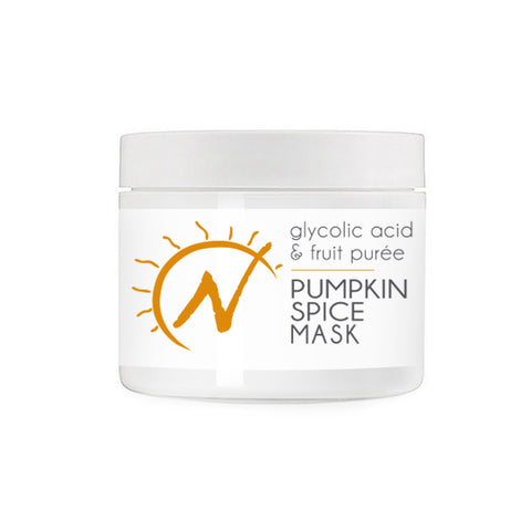 Pumpkin Spice Mask
