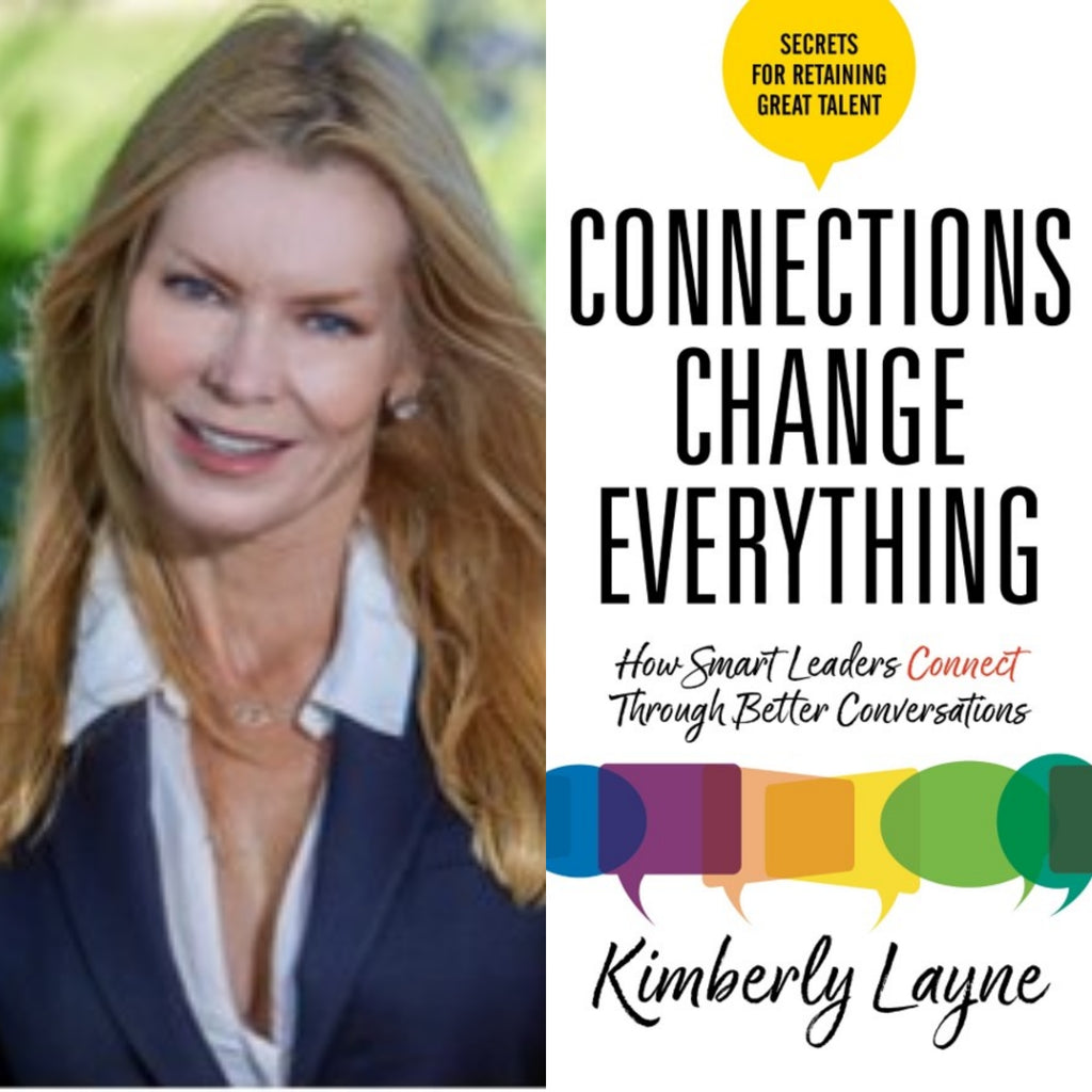 It's A Party!  Meet the Author, Book Signing,  Networking. Plus: How to Be a Connected Leader. You are just one Conversation away! Wednesday March 11