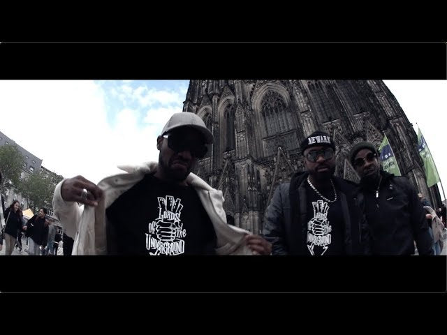 Lords Of The Underground - Insomniac (VIDEO) Prod by Snowgoons