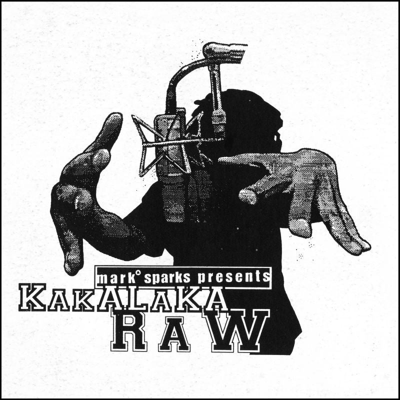 Mark Sparks - Mark Sparks presents Kakalaka Raw [Vinyl Record / 2 x LP]-Crooked Cat Records-Dig Around Records