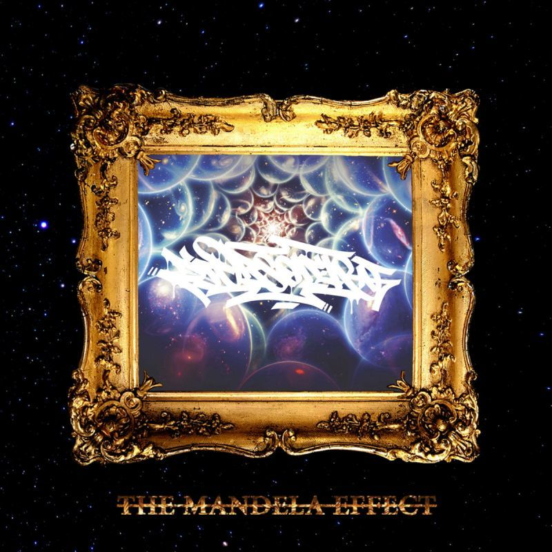 DJ Obsolete - The Mandela Effect [Cassette Tape]-Village Live Records-Dig Around Records