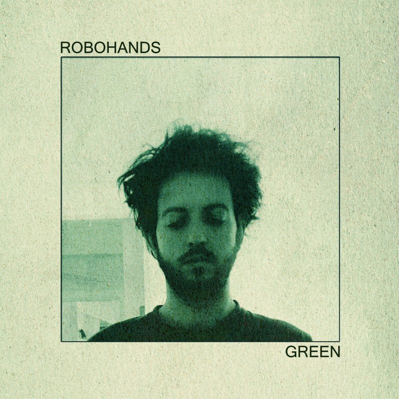 ROBOHANDS - GREEN [Black] [Vinyl Record / LP]-Village Live Records-Dig Around Records