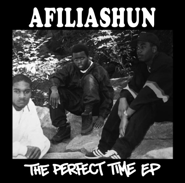 Afiliashun - The Perfect Time [CD]-Chopped Herring Records-Dig Around Records