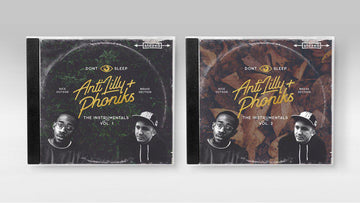 Anti-Lilly & Phoniks - The Instrumentals [CD / 2 x CD]