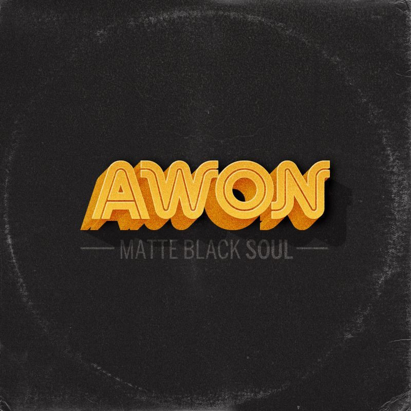 Awon - Matte Black Soul [CD]-Don't Sleep Records-Dig Around Records