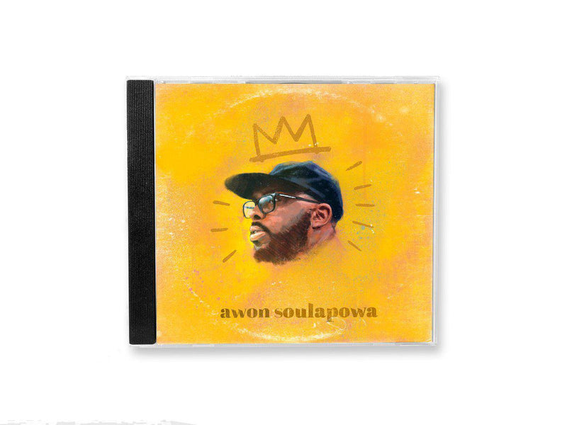 Awon - Soulapowa [CD]-Don't Sleep Records-Dig Around Records