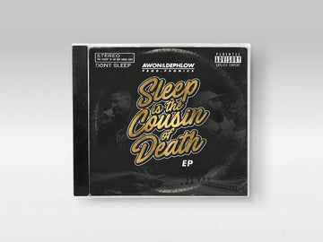 Awon & Dephlow - Sleep Is The Cousin Of Death [CD]