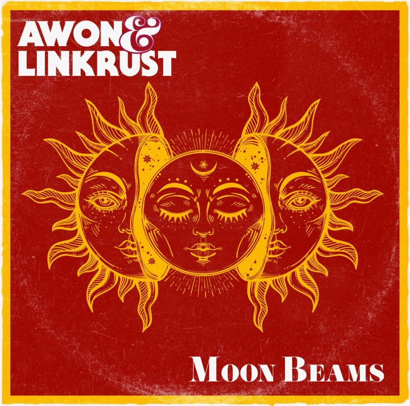 Awon & Linkrust - Moon Beams [CD]-Don't Sleep Records-Dig Around Records