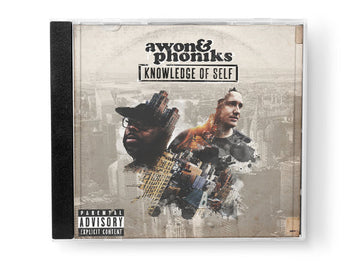 Awon & Phoniks - Knowledge Of Self [CD]