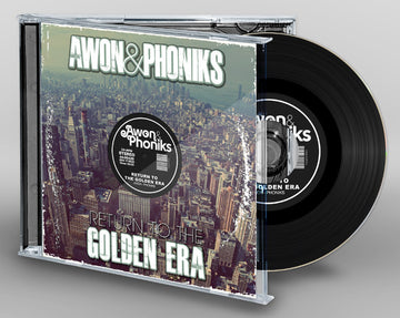 Awon & Phoniks - Return to the Golden Era (5th Anniversary Edition) [CD]