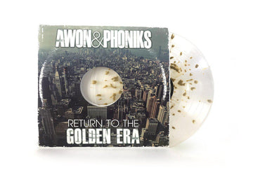 Awon & Phoniks - Return to the Golden Era (5th Anniversary Edition) [Splatter] [Vinyl Record / LP]