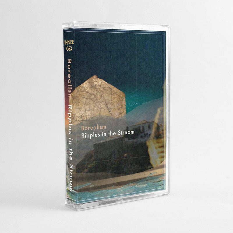 BOREALISM - RIPPLES IN THE STREAM [Cassette Tape + DL Code + Sticker]-INNER OCEAN RECORDS-Dig Around Records