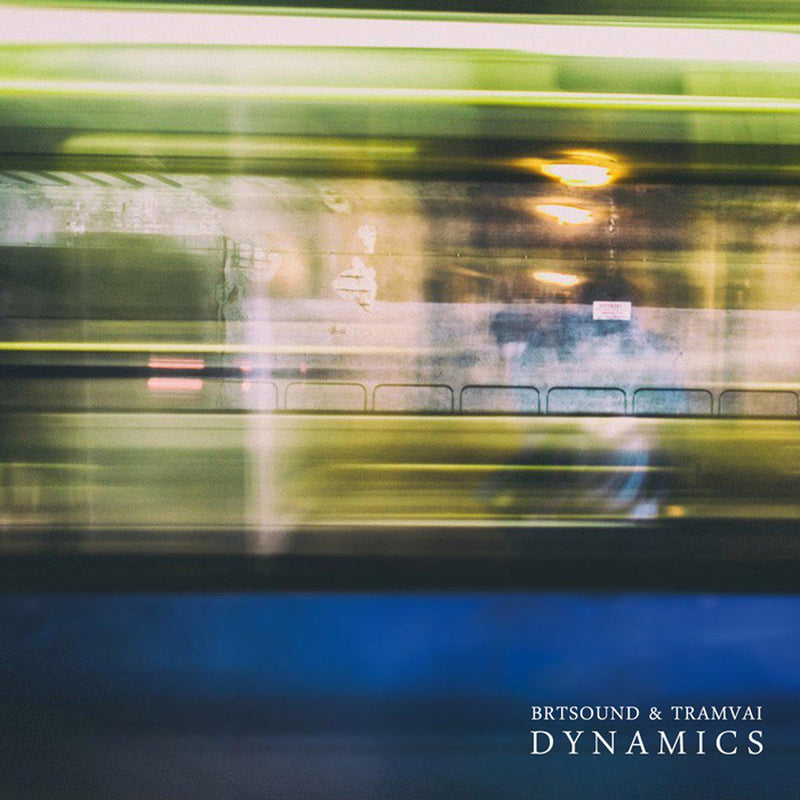 BRTSound & Tramvai - Dynamics [Cassette Tape]-Dirty Beauty-Dig Around Records