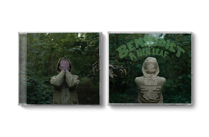 Benaddict - A New Leaf [CD]-Not On Label-Dig Around Records