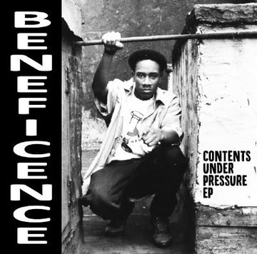Beneficence - Contents Under Pressure EP [CD]