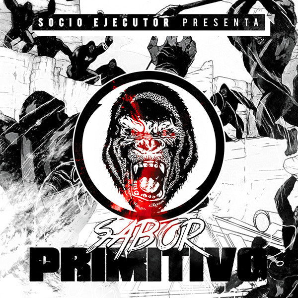C. Terrible - sabor primitivo [CD]-Back In The Days Records-Dig Around Records