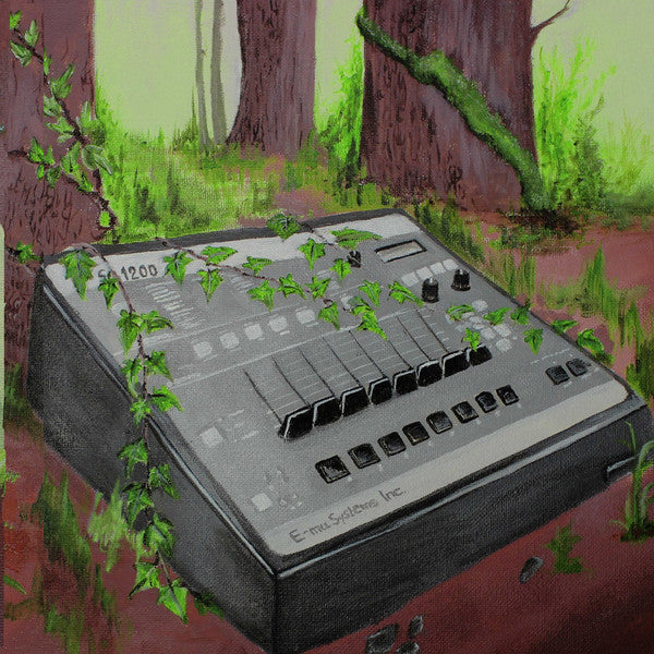 Funkonami - Deep Into The Forest [CD]-Village Live Records-Dig Around Records