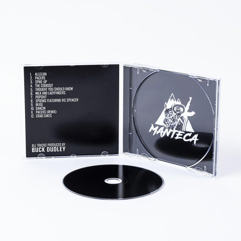 CRIMEAPPLE - Metralleta [CD]-FXCK RXP-Dig Around Records