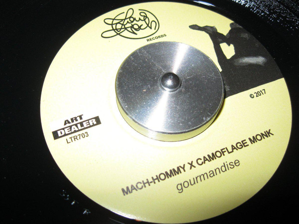 "Camouflage Monk X Mach Hommy - Gourmandise [Vinyl Record / 7""] - Dig Around Records"
