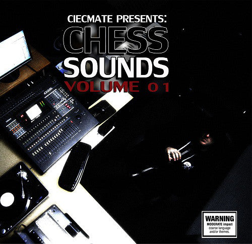 Ciecmate - Ciecmate Presents:Chess Sounds Volume 01 [CD]-Broken Tooth Entertainment-Dig Around Records