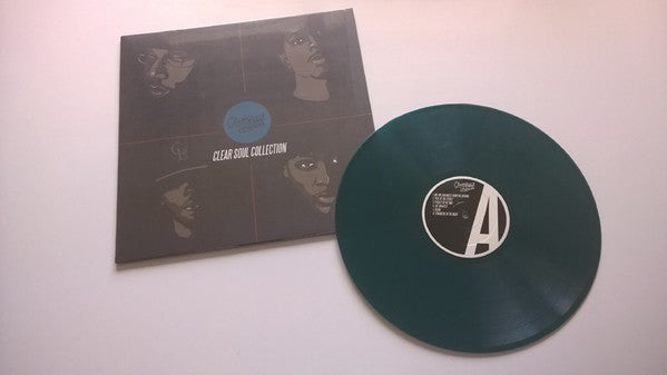 Clear Soul Forces - Clear Soul Collection [Black] [Vinyl Record / LP]-Vinyl Digital-Dig Around Records