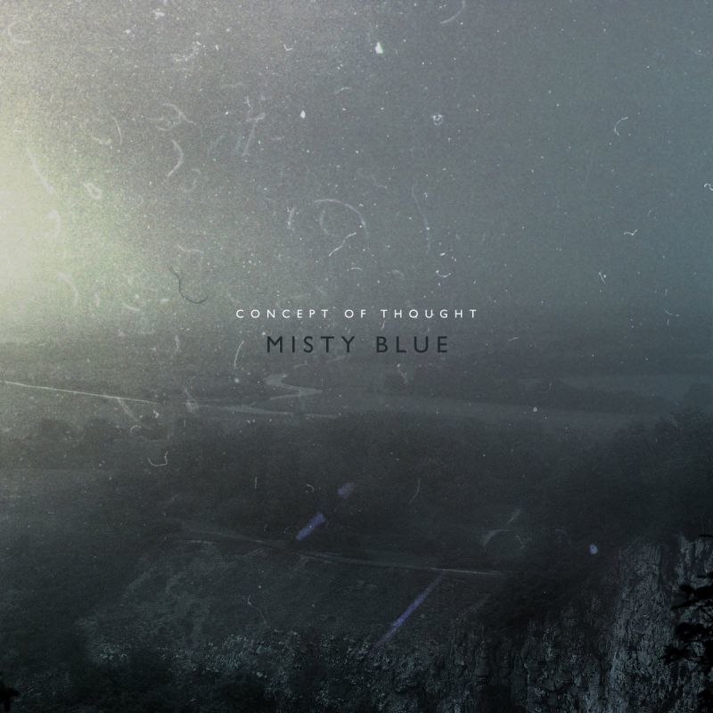 Concept Of Thought - Misty Blue [CD]-YOGOCOP RECORDS-Dig Around Records